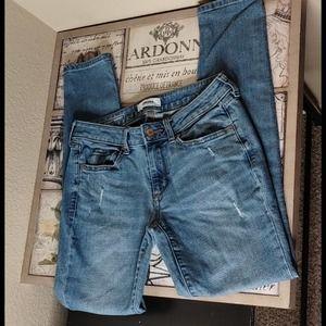 Sonoma Curvy Skinny Light Wash Jeans